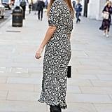 Millie Mackintosh's Style at London Fashion Week 2018