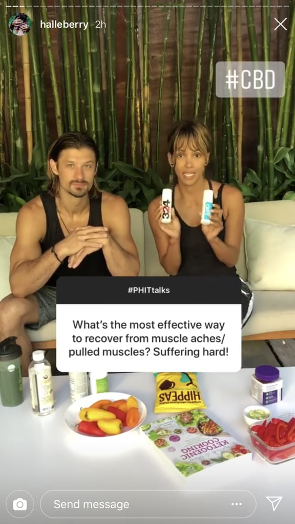 Her Favorite Recovery Products