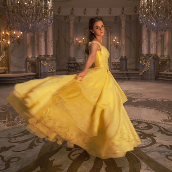 Emma Watson Compares Belle and Cinderella Quotes Jan. 2017