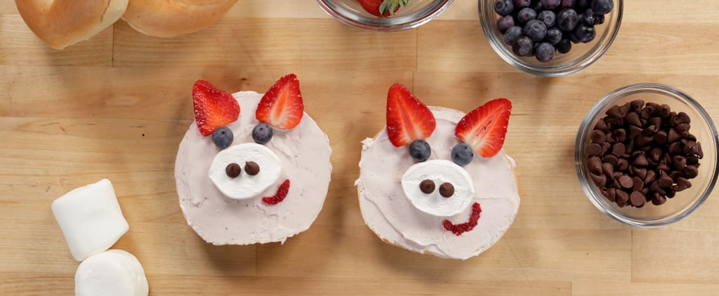These Adorable Pigs in a Bagel Will Make You Squeal With Delight