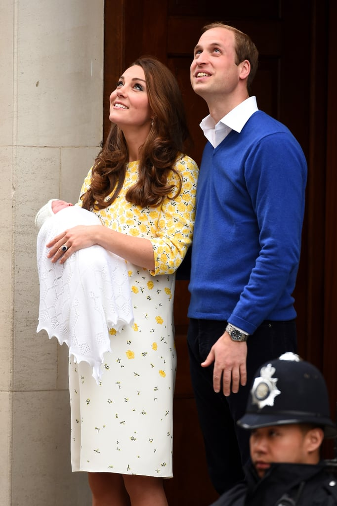 Kate Middleton's Dress When She Leaves the Hospital With Her Third Baby