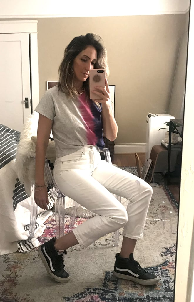 Wear It With White Jeans