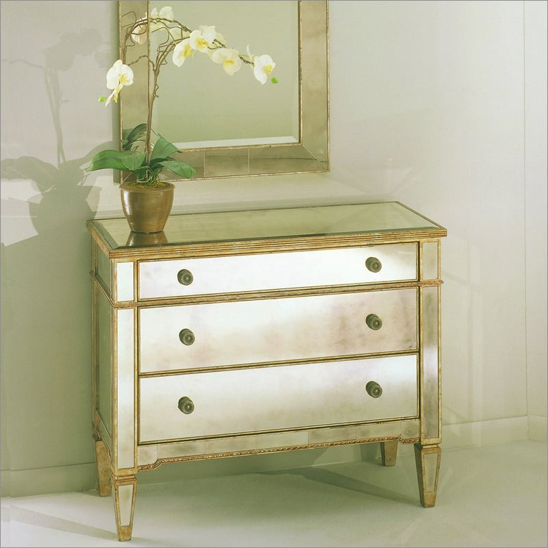 Bassett Mirror Company Borghese Hall Chest ($1,360)