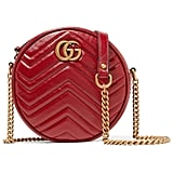 Gucci GG Marmont Circle Quilted Bag