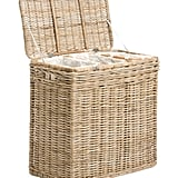 3-Section Kobo Hamper With Lining