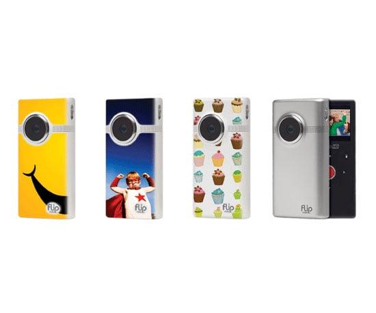 MinoHD Flip Camera