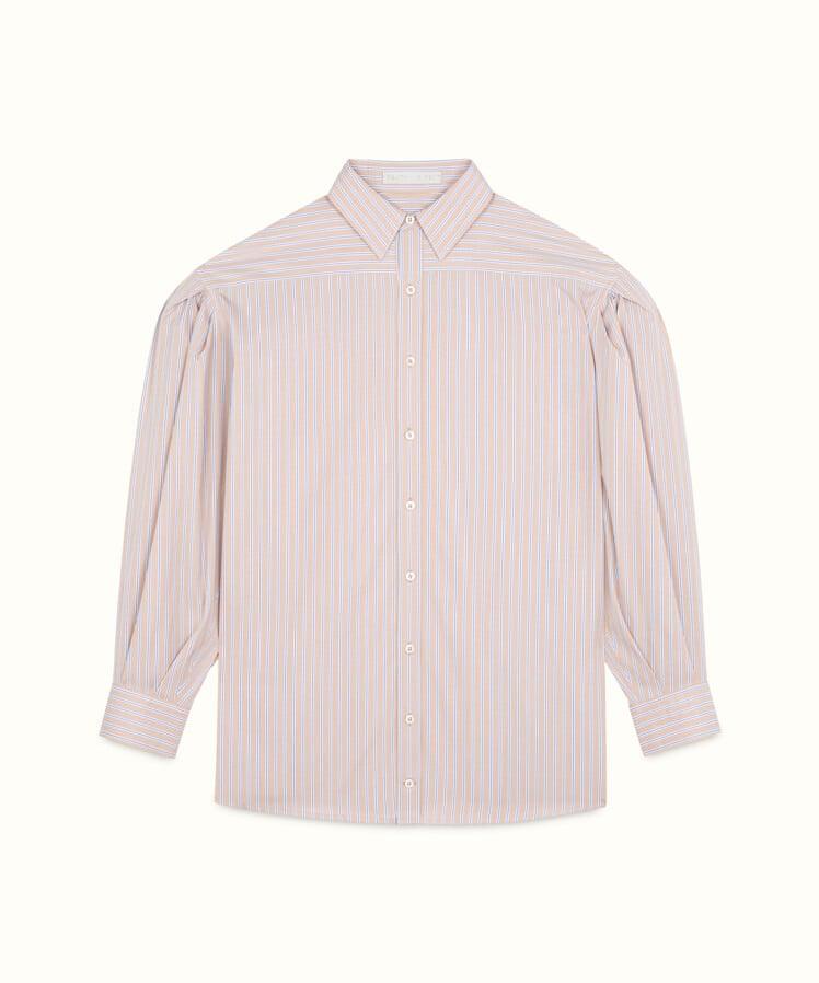 save off e9f5e 3d69c Fenty Croissant-Sleeved Shirt | Rihanna's First Fenty ...