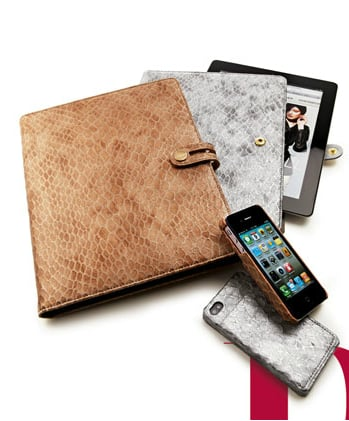 iPad 2 and iPhone 4 Cases ($50-$148)