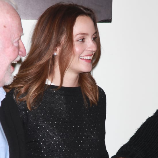 Leighton Meester Wedding Ring Pictures