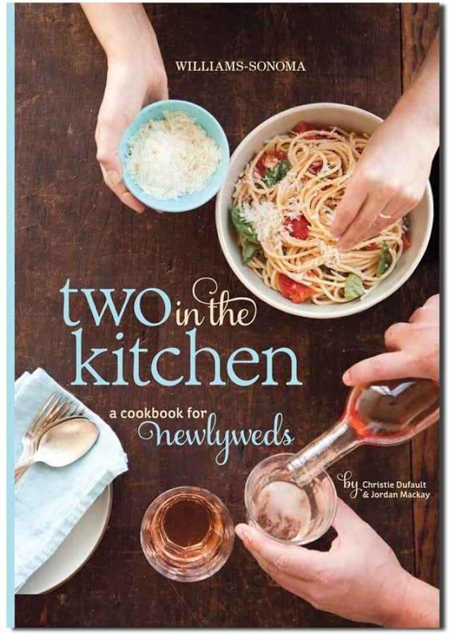 Two In The Kitchen Cookbook