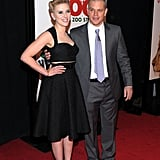 Matt Damon linked up with Scarlett Johansson for their December 2012 We Bought a Zoo premiere in NYC.