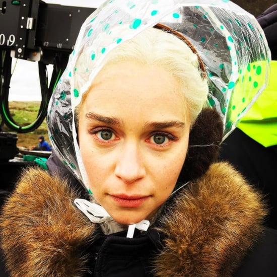 Emilia Clarke's Game of Thrones Season 7 Instagrams