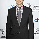 In addition to being a nominee, Jim Parsons will also present.