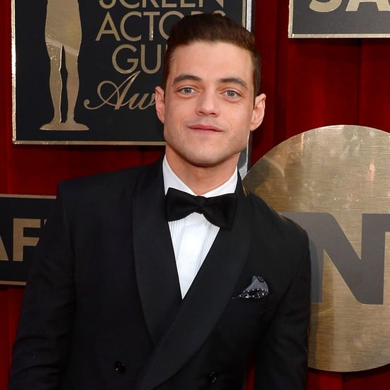 Rami Malek at the Screen Actors Guild Awards 2016