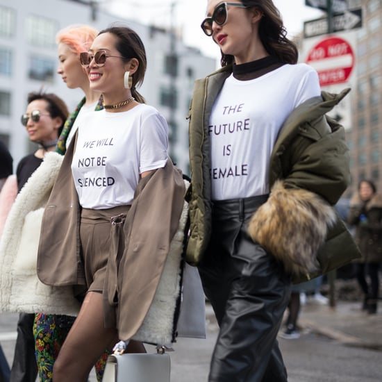 Stylish Feminist Clothing For International Women's Day