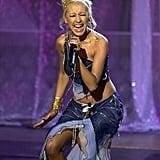 Pictured: Christina Aguilera