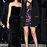 Kendall Jenner and Gigi Hadid Street Style