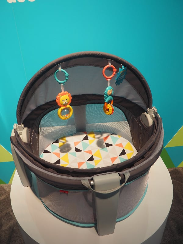 Fisher-Price On-the-Go Dome