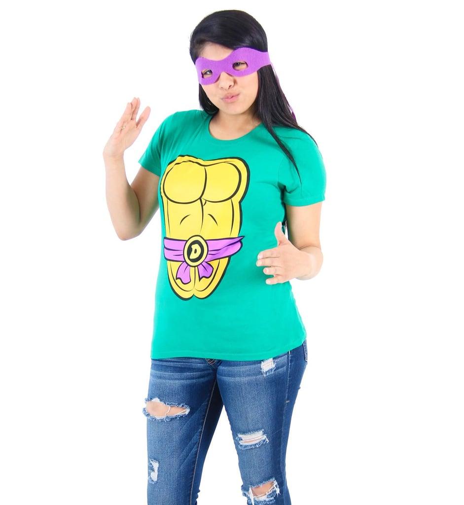 teenage mutant ninja turtles t-shirt ($12-$15) | t-shirt halloween