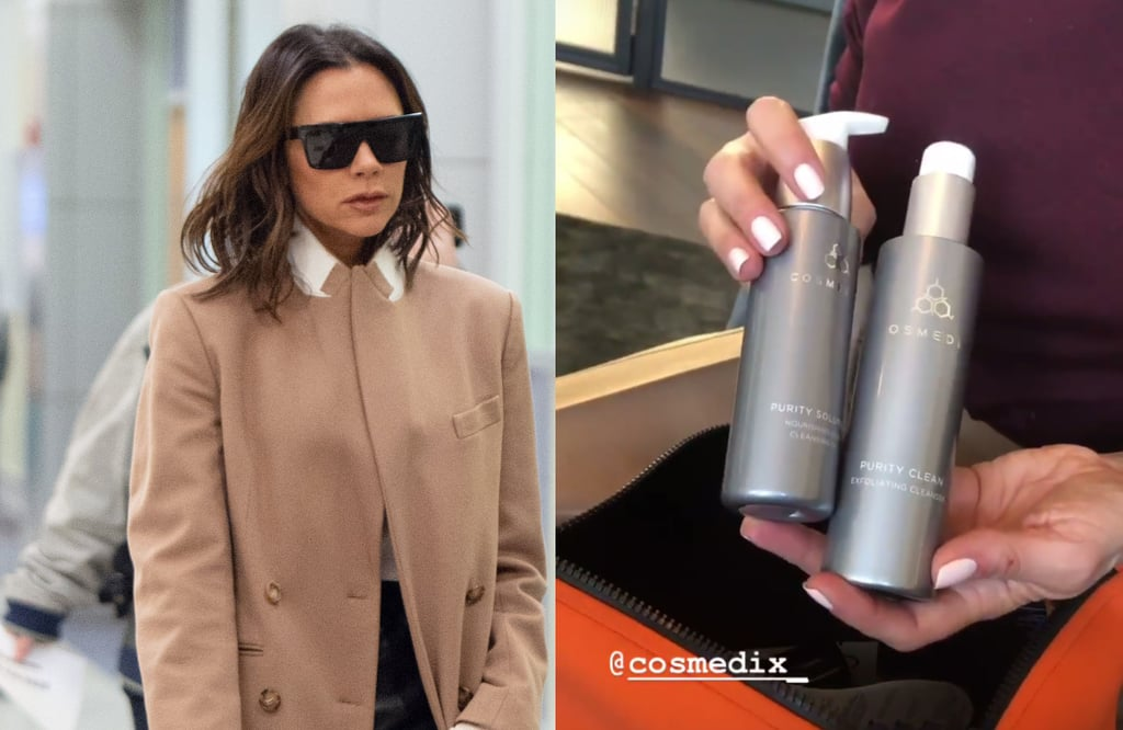 Victoria Beckham Favourite Travel Beauty Products?