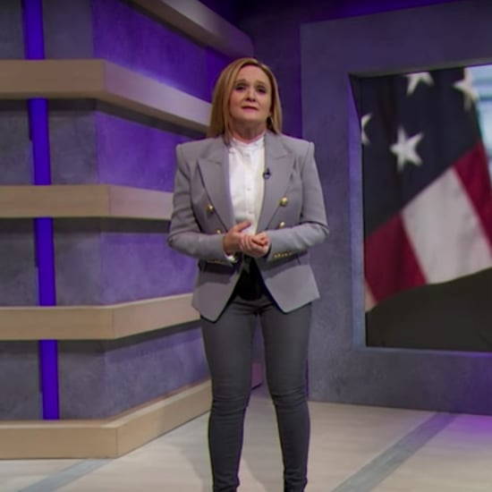 Samantha Bee on Donald Trump's History in Scotland (Video)