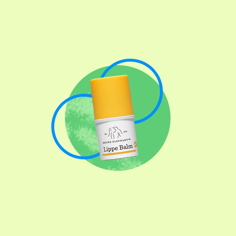 As someone with perpetually chapped lips, a good lip balm is everything. The Drunk Elephant Lippe Balm ($18) is one I consistently come back to since it's buttery and luxurious and leaves my lips soft and smooth.