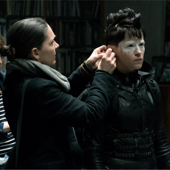 Girl in the Spider's Web Makeup Artist Interview