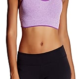Andrew Marc Marled Multi-Strap Sports Bra