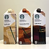 Starbucks wouldn't allow any reference to the caffeine in its beverages.