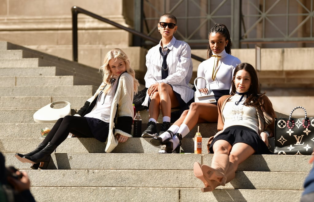 How Old Are the Gossip Girl Reboot Cast?