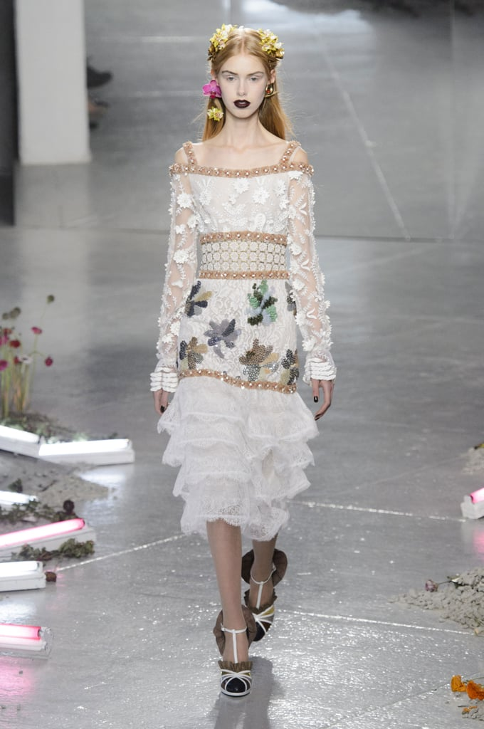 Our Dream Look For Elle: Rodarte