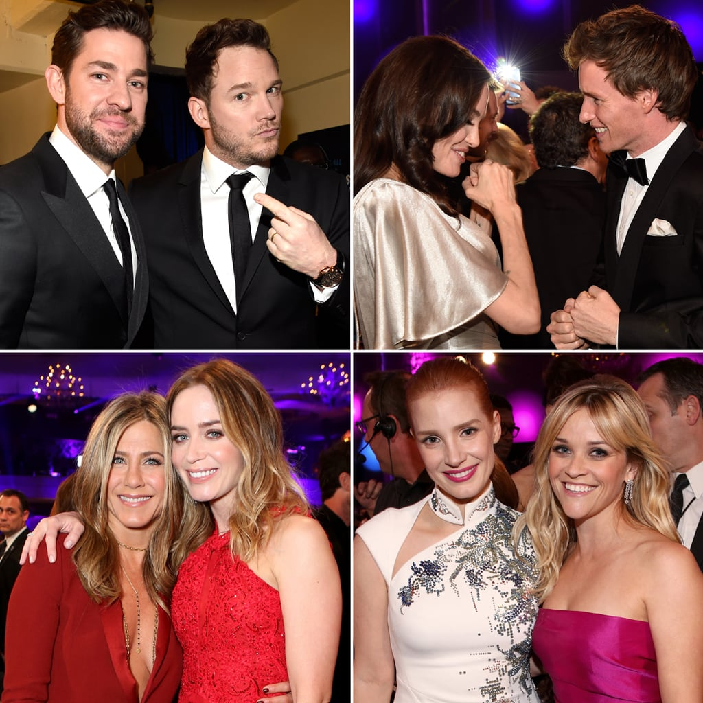 Celebrities Inside the 2015 Critics' Choice Awards