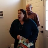 Grandma Is Surprised With the News of Her Grandchild 1 Day Before His Birth