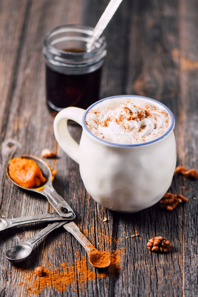 6 Healthy Ways to Sip a Pumpkin Spice Latte
