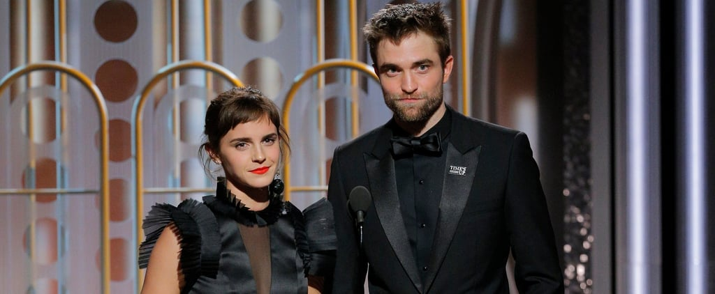 The Magical Harry Potter Reunion You Might Have Missed at the Golden Globes