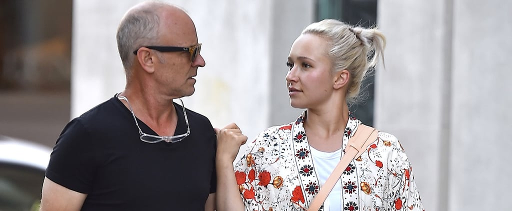 Hayden Panettiere Takes a Sweet Stroll With Her Dad After Postpartum Depression Treatment