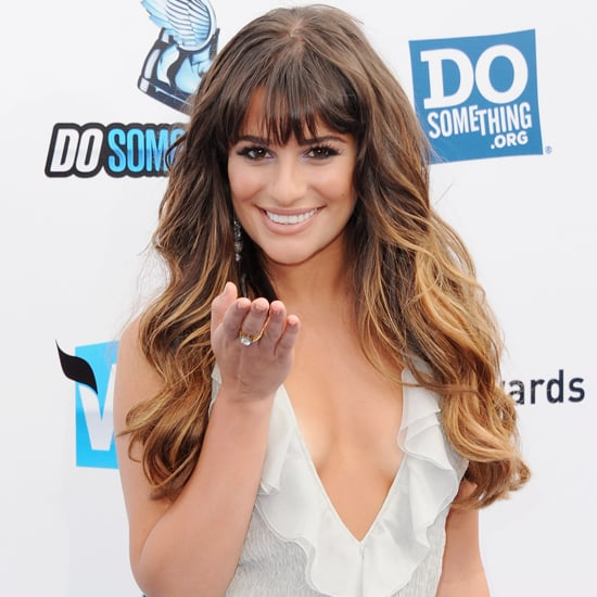 Lea Michele at Do Something Awards 2012 (Video)