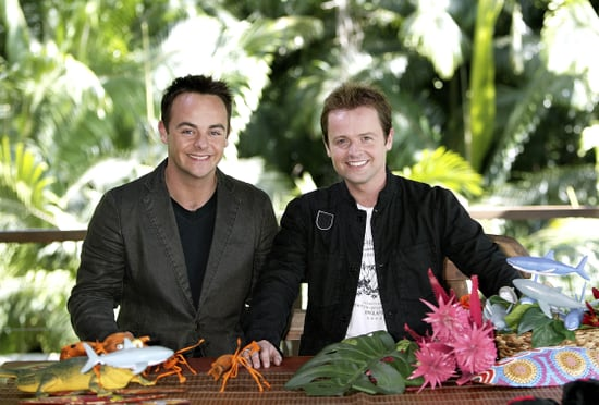 Photos of Ant and Dec on I'm A Celebrity Get Me Out Of Here Which Starts on Sunday 16 November 2008