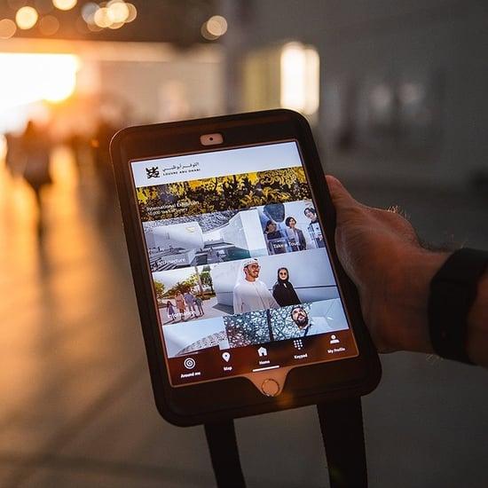 اللوفر أبوظبي يقدّم لرواده جولات افتراضية منزلية بين معارضه