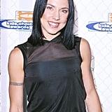Melanie Chisholm, aka Sporty Spice