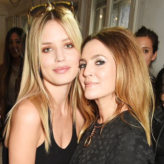 Drew Barrymore and Georgia May Jagger Sept. 2015 | Pictures