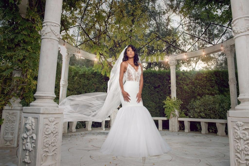 Eniko Parrish's Wedding Dress