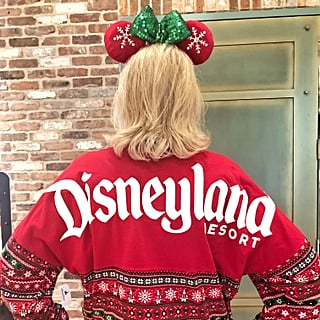Disneyland Resort Holiday Spirit Jerseys 2018
