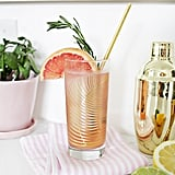 Grapefruit Citrus Sparkling Mocktail