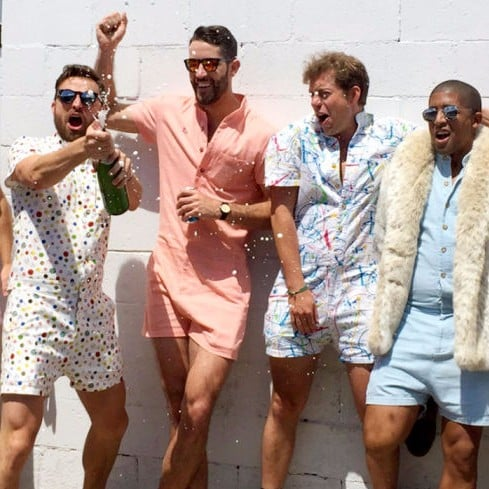 RompHim Male Rompers Video