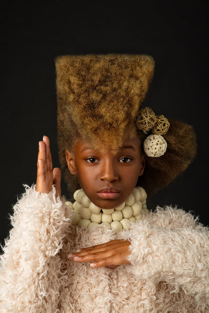 AfroArt Natural Hair Series