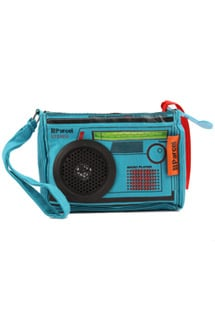 Fab Worthy: Loop Boom Box Clutch