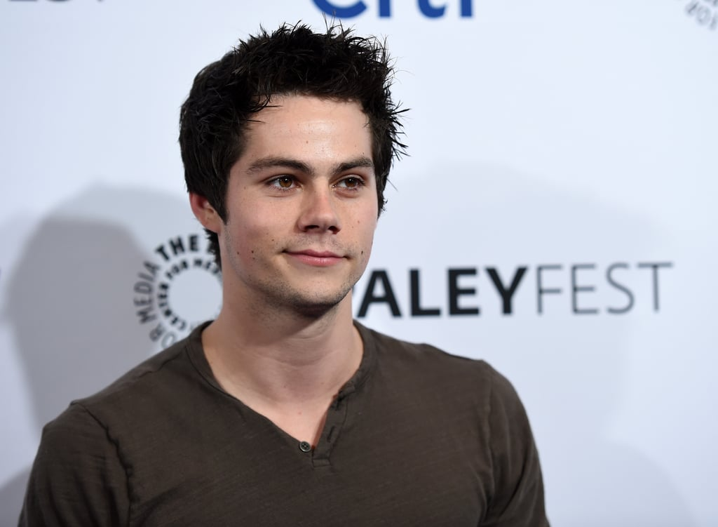 Dylan OBrien Hot