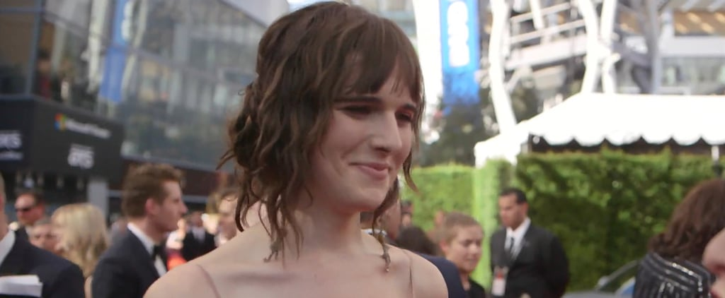 "Transparent's Hari Nef Stays Sane by ""Smoking Weed"" and Going to ""Lots of Therapy"""