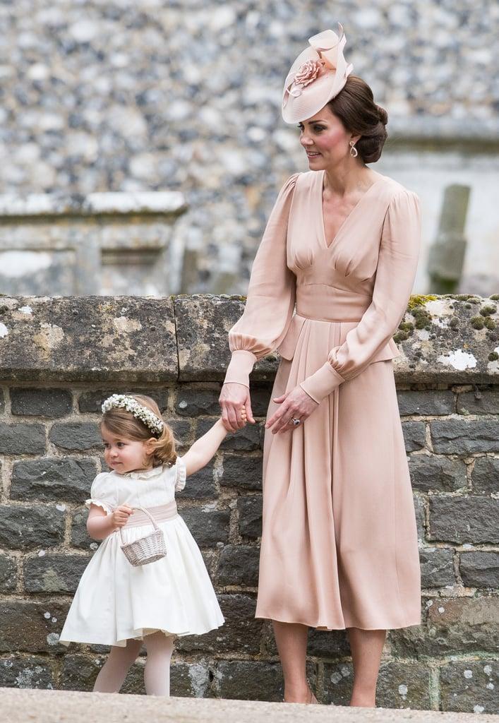 Pippa Middleton's Wedding, May 2017